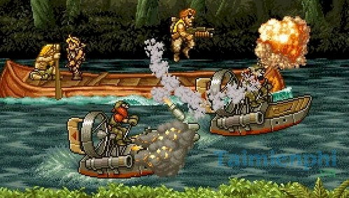 metal slug 1halfx
