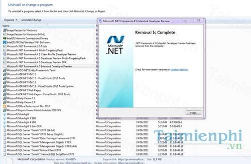 microsoft net framework 4 5