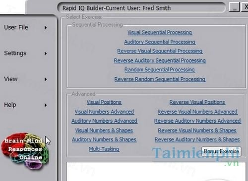 rapid iq builder