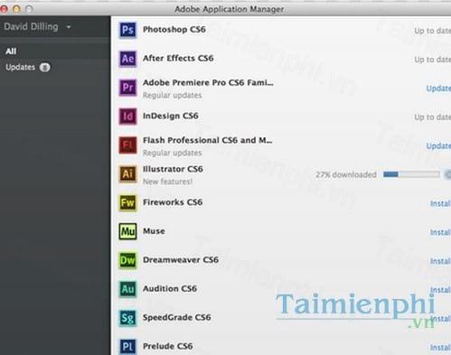 Download Adobe Application Manager 10 0 - Khắc phục lỗi dùng