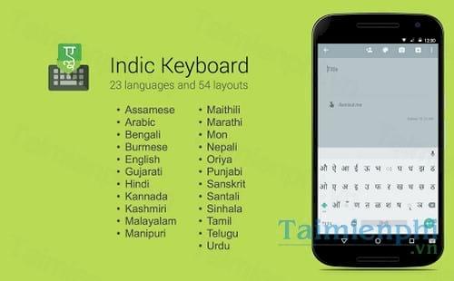 indic keyboards