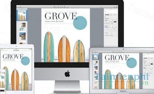 apple iwork for mac