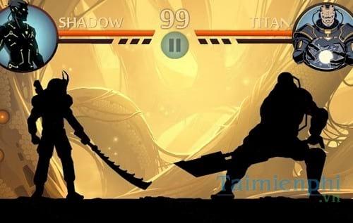shadow fight 2 cho windows