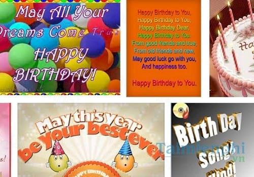 top happy birthday songs
