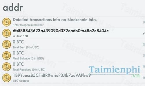 bitcoin address lookup