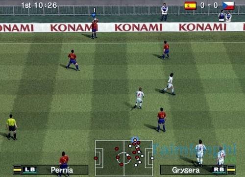 pro evolution soccer 6 demo