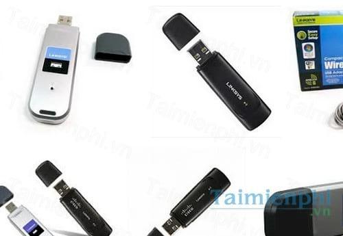 linksys compact wireless g usb adapter