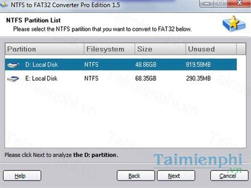 aomei ntfs to fat32 converter pro edition