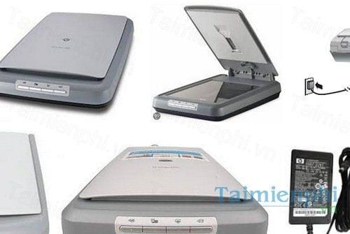 Download HP Scanjet 4370 01 0001 0000 - Driver cho máy in, máy scan HP