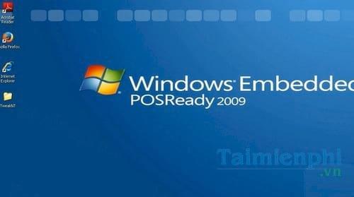windows xp embedded