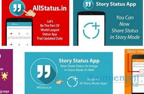 story status app