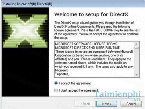 microsoft directx drivers windows 98 98se me