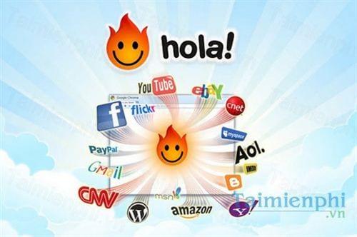 hola unblocker for firefox