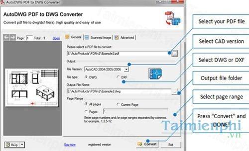 autodwg pdf to dwg converter