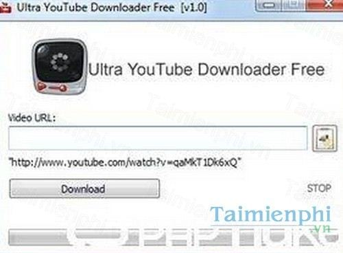 ultra youtube downloader free