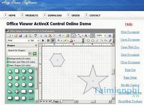 Download Viewer ActiveX Control 2 4 - Xem hình ảnh với độ