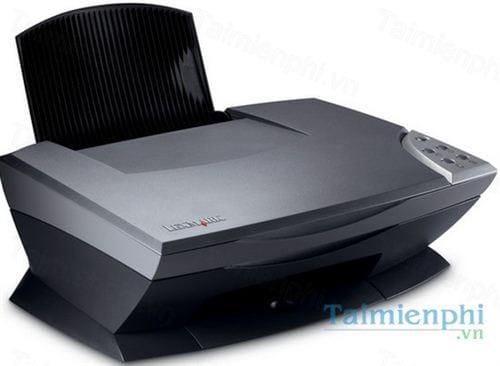 lexmark x1100 series