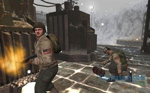 Download Return to Castle Wolfenstein: Enemy Territory (full