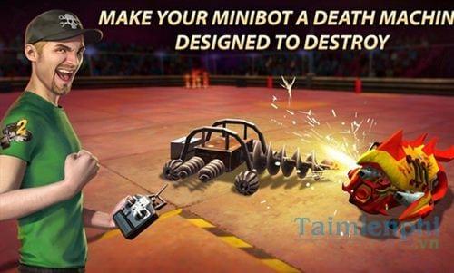 robot fighting 2