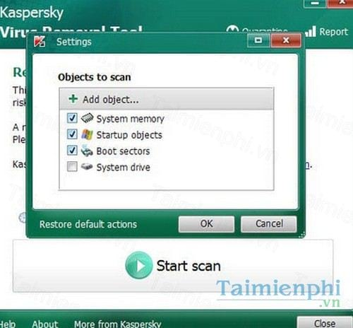 kaspersky virus removal tool 2015