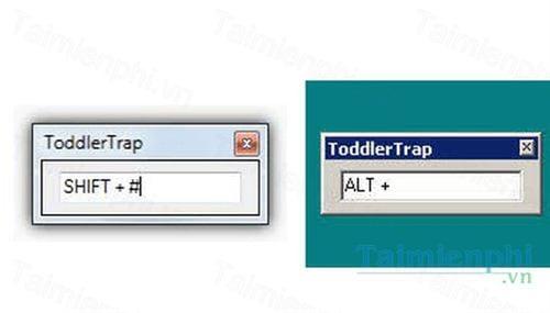 toddlertrap
