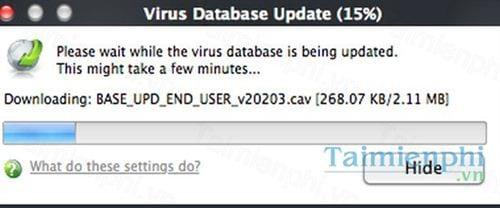 comodo anti malware database