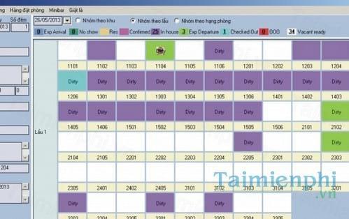 Phần mềm quản lý khách sạn Intelio