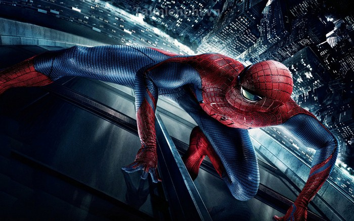 The Amazing Spider Man 3D Screensaver