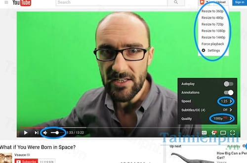 YouTube ALL HTML5