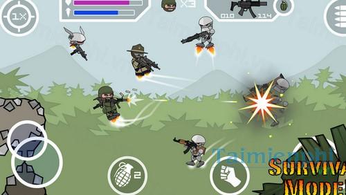 Doodle Army 2 : Mini Militia for Android