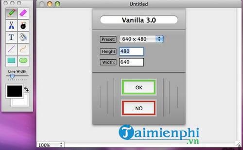 Vanilla for Mac