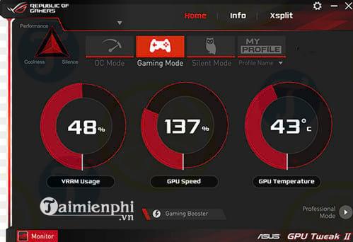 ASUS GPU Tweak2