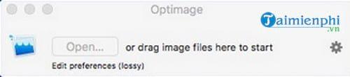 Optimage for Mac