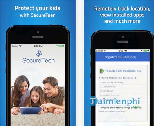 SecureTeen Parental Control